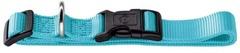 Ошейник для собак, Hunter Smart Ecco, S (30-45 см) нейлон бирюзовый