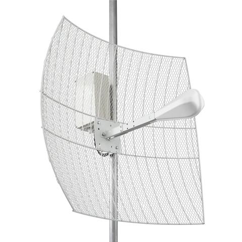 KNA24-1700/2700 BOX - параболическая MIMO антенна Kroks 24 дБ с гермобоксом