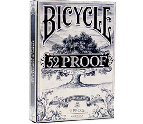 Карты Bicycle 52 Proof Whiskey