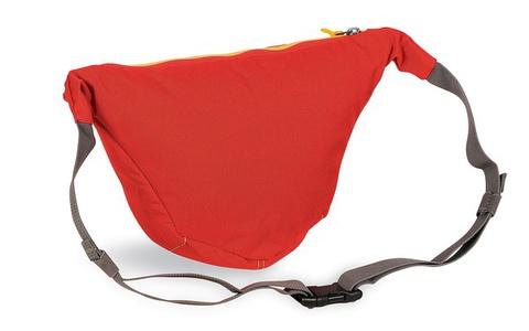 Картинка сумка поясная Tatonka Ilium L red