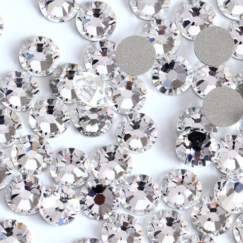 Стразы SS40 прозрачный кристалл 10 шт