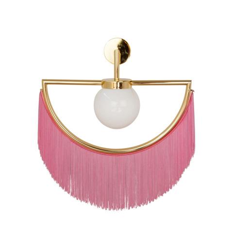Настенный светильник копия Wink by Houtique (розовый)