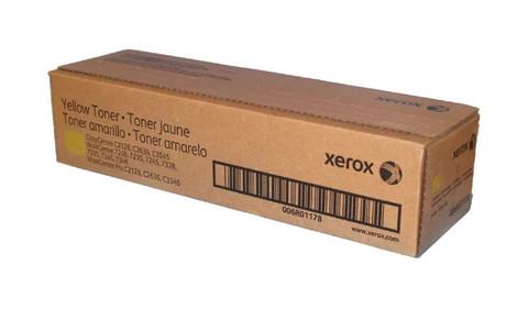 Картридж Xerox 006R01178 желтый