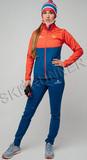 Утеплённый лыжный костюм Nordski Premium Patriot женский