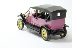 Russo-Balt C24-30 Torpedo pink-purple Agat Mossar Tantal 1:43