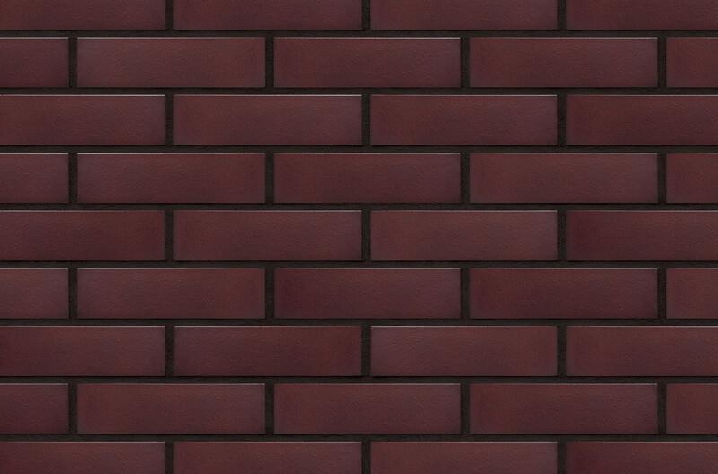 King Klinker - The crimson island (07), Dream House, 65x250x10, RF - Клинкерная плитка для фасада и внутренней отделки
