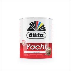 Лак для яхты DUFA RETAIL YACHT глянцевый (Прозрачный)