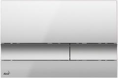 Клавиша смыва для унитаза Alcaplast M1722 фото