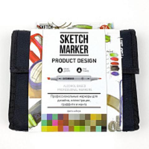 Набор маркеров SKETCHMARKER Product 36 set