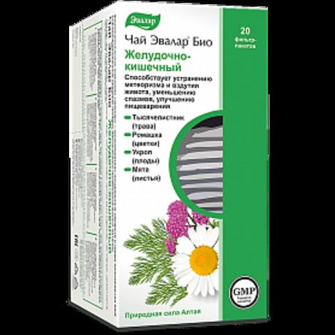 Эвалар БИО чай желудочно-кишечный 20 ф/п