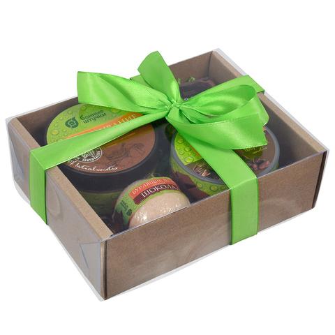 Подарочный набор «Шоколадное SPA» 4 предмета