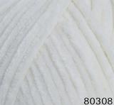 Пряжа Himalaya Dolphin Baby арт. 80308 молочный