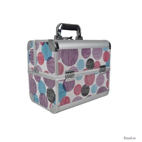 Кейс- чемодан раскладной для мастера