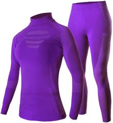 Комплект термобелья Noname Skinlife Purple 13/14 женский
