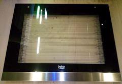 210442185 внешняя панель двери духовки плиты БЕКО