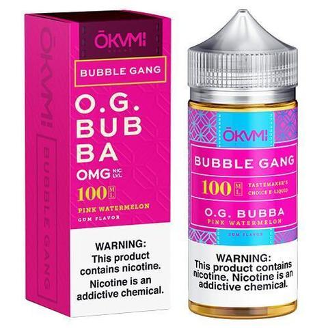 Bubble Gang (Original) - OG Bubba 100 ml