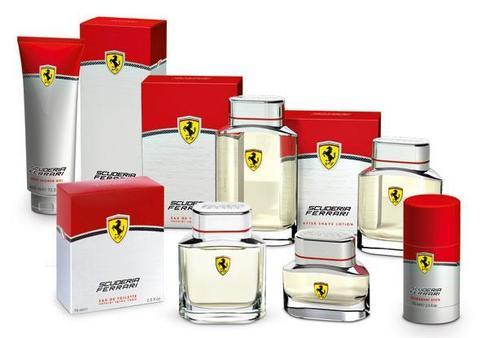 Ferrari Scuderia Миниатюра