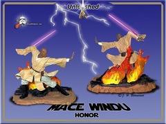 STAR WARS UNLEASHED MACE WINDU