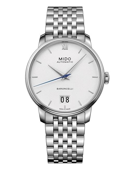 Часы мужские Mido M027.426.11.018.00 Baroncelli
