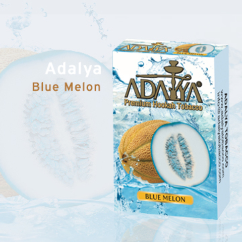 Табак Adalya Blue Melon (Адалия Голубая Дыня)
