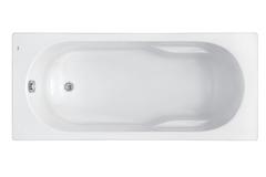 Ванна прямоугольная 160x70 см Roca Genova-N ZRU9302973 фото