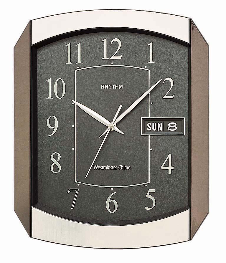 Настенные часы Rhythm CFH102NR02