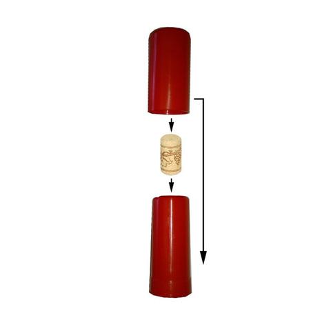 Воздушная укупорка винных пробок