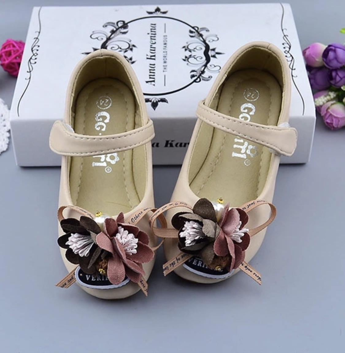 Туфли жемчуг