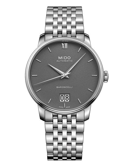 Часы мужские Mido M027.426.11.088.00 Baroncelli