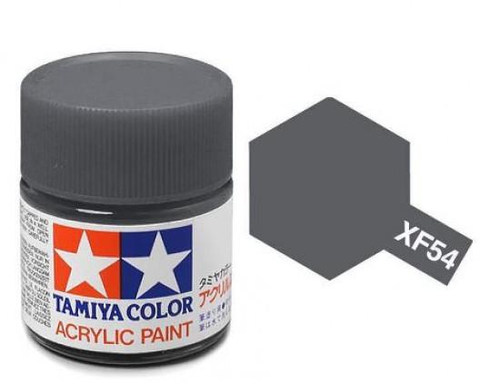 Tamiya Акрил XF-54 Краска Tamiya, Темно-серый Морской Матовый (Dark Seal Grey), акрил 10мл import_files_02_02759cd45aac11e4bc9550465d8a474f_95b315575b6211e4b26b002643f9dbb0.jpg