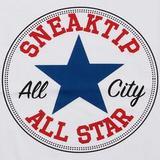 All star белая фото 2