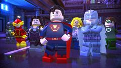 LEGO DC Super-Villains (Nintendo Switch, русские субтитры)