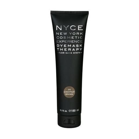 Маска тонирующая Dye Mask Therapy 35 Chestnut Brown — 150 мл