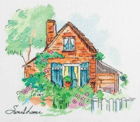 DE-7010 Уютный домик