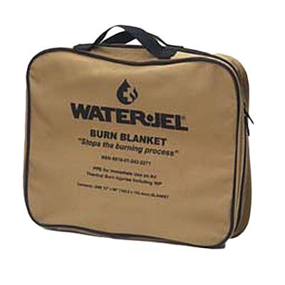 Противоожоговое одеяло 183 х 152 см в подсумке (Water-Jel)