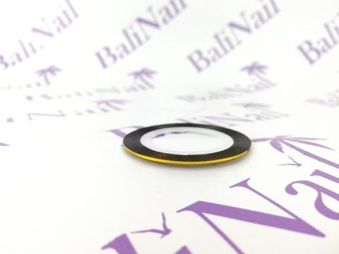 Самоклеящаяся лента для дизайна ногтей (золото)