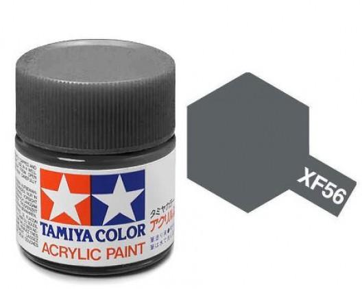 Tamiya Акрил XF-56 Краска Tamiya, Серый Металлик Матовый (Metallic Grey), акрил 10мл import_files_02_02759cd65aac11e4bc9550465d8a474f_95b315595b6211e4b26b002643f9dbb0.jpg