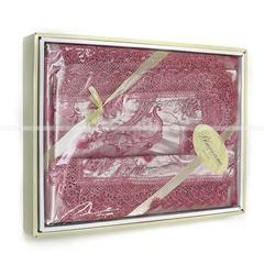 КПБ в коробке евро шелк/сатин ИН16-КПБ6.50