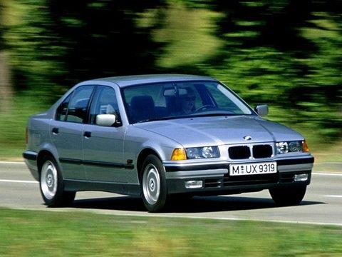 Чехлы на BMW 3 (Е36) 1991–2000 г.в.
