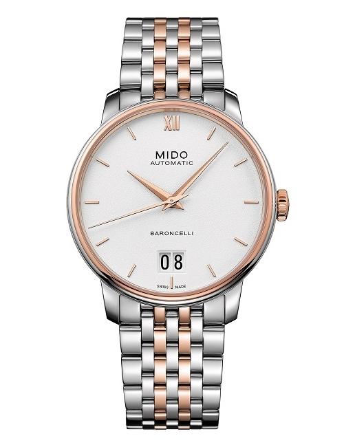Часы мужские Mido M027.426.22.018.00 Baroncelli