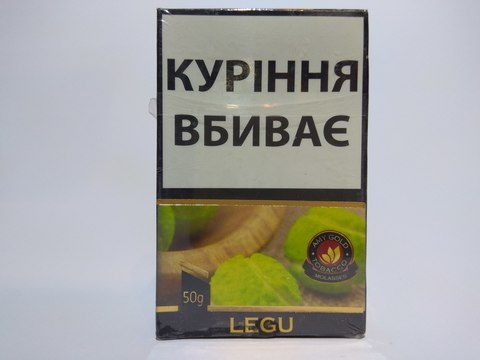 Табак для кальяна AMY Gold Legu 50 гр