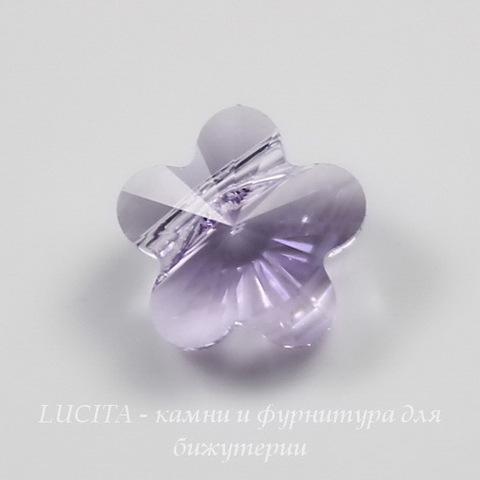 5744 Бусина в виде цветка Сваровски Violet 8 мм ()