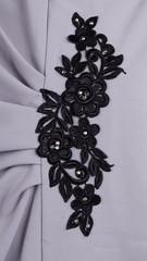 Тейлор. Красивое женское платье плюс сайз. Серый.