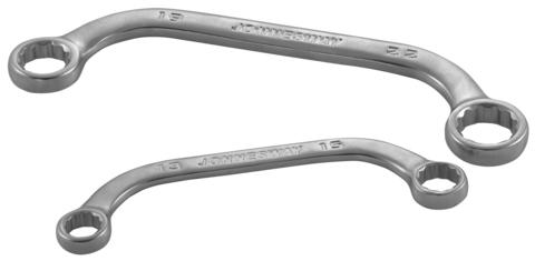 W6511214 Ключ гаечный накидной стартерный, 12х14 мм