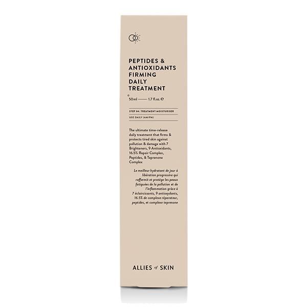 Крем для лица Allies of Skin Peptides & Antioxidants Firming Daily Treatment 50 ml