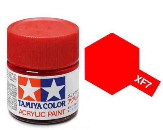 Tamiya Акрил XF-7 Краска Tamiya, Красный Матовый (Flat Red), акрил 10мл import_files_b9_b9307efa5a8411e4bc9550465d8a474f_95b315675b6211e4b26b002643f9dbb0.jpg