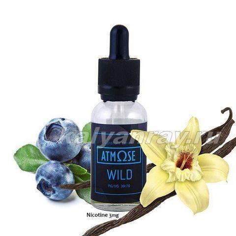 Жидкость ATMOSE - WILD 3 мг никотина