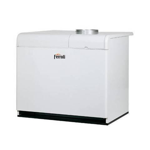 Котел газовый напольный Ferroli PEGASUS F3 N 119 2S (одноконтурный, открытая камера)