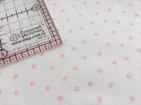 Ткань для пэчворка, хлопок 100% (арт. RK0606)