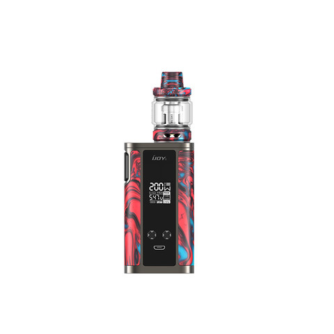 Набор Captain Resin 200W TC Kit by IJOY